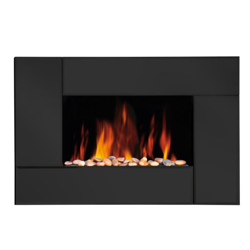 Slim Wall Mounted Fireplace