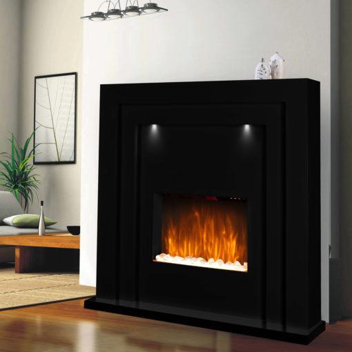 Widescreen Fireplace