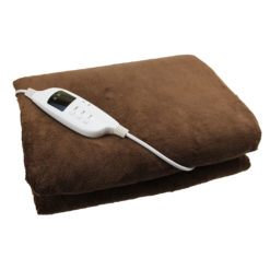 heated electric throw