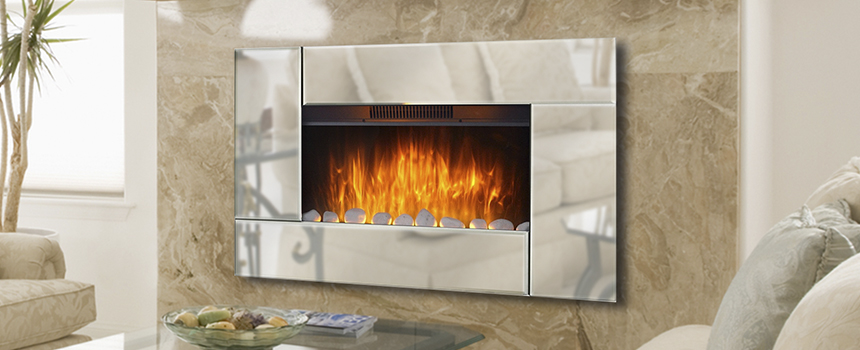 Wall Mounted Electric Fireplaces Archives Glowmaster Uk